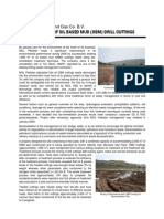 Treatment of Oil-Based Mud Cuttings via Bio Remediation