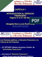 1 Introducción al Derecho Financiero