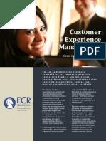 ECR | Customer Experience