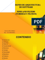 Pipes and Filters Final