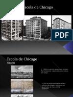 Escola de Chicago-Apresentação
