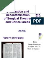 Sterilization and Decontamination