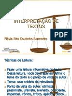 PORTUGUES-TEXTO-INSS