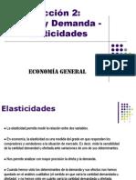 Demanda y Oferta - Elastic Ida Des Parte I