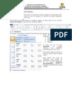 Configuración de página