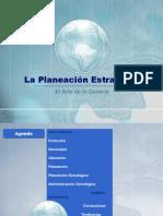LaPlaneacionEstrategica-090223075121-phpapp02