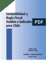 Sostenibilidad y Regla Fiscal Para Chile