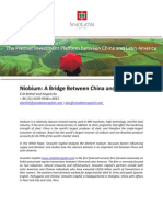Niobium_ a Bridge Between China and Brazil