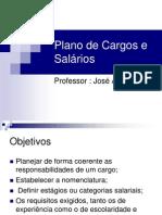 Plano de Cargos e Salarios