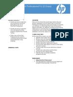 Advanced QuickTest Professional 9.5 ( 2 Days)