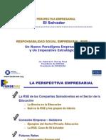 La RSE Caso de El Salvador