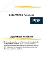 Logarithmic Functions(1) (1)