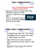 Chuong 1 Tong Quan Ve Quan Tri Du An