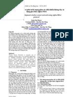 Nghiên cứu xây dựng và phát triển mạng giám sát, điều khiển không dây sử dụng giao thức zigbee/Miwi