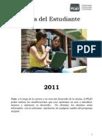 Guia Del Estudiante PEaD2011
