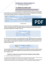 Ejercicios Word 2007 Ib