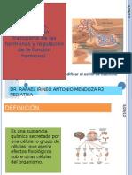Definición, clasificación, transporte de las hormonas