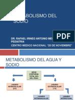 Metabolismo Del Sodio