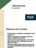 Hojas Electrónicas