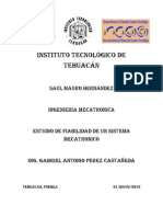 ESTUDIO DE FIABILIDAD