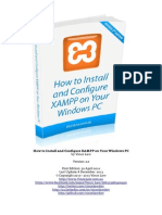 How to Install and Configure XAMPP on Your Windows PC