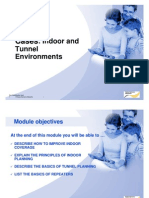 Planning Part_8 - Special Cases Indoor and Tunnel Environments