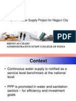Nagpur PPP_Water Supply Study