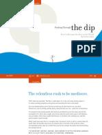 The Dip _Seth Godin