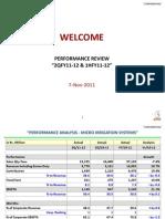 Jain Irrigation Management Review_2QFY11-12 (Cy-py)