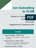 VLSMv1
