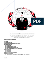 Manual de Bolsillo Op New Blood; El - Anonymous