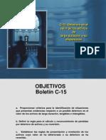 boletin c-15 05 Deterioro de activos de larga duración