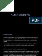Alter Modern