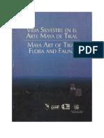 Vida Silvestre en El Arte Maya de Tikal