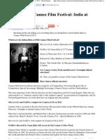 Demystifying Cannes Film Festival_ India at Cannes 2012 - DearCinema.com _ Dear Cinema