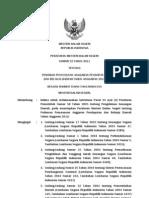 Permendagri No 22 Tahun 2011 Tentang Pedoman Penyusunan Anggaran an Dan Belanja Daerah Tahun Anggaran 2012