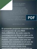 Proyecto de Redes Equipo 7