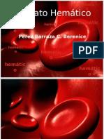 aparato hematico