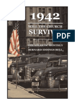 1942 Will Church Survive