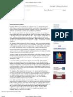 What is Regulatory Affairs_ _ TOPRA