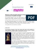 EMYA Winners Press Release 19 May 2012