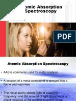 Atomic Absorption