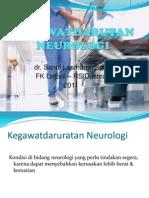 KEGAWATDARUTAN NEUROLOGI
