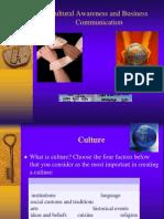 Course Cultural.awareness