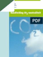 CO2neutraliteit Op Bedrijventerrein