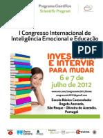 Programa Oficial do Congresso IEE 2012