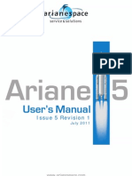 Ariane5 Users Manual Issue5 July2011