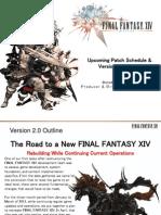 Ffxiv 2.0 Outline En