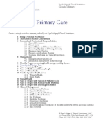 Curr 6 Genetics in Primary Care