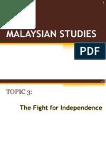Topic 3_Malaysian Studies